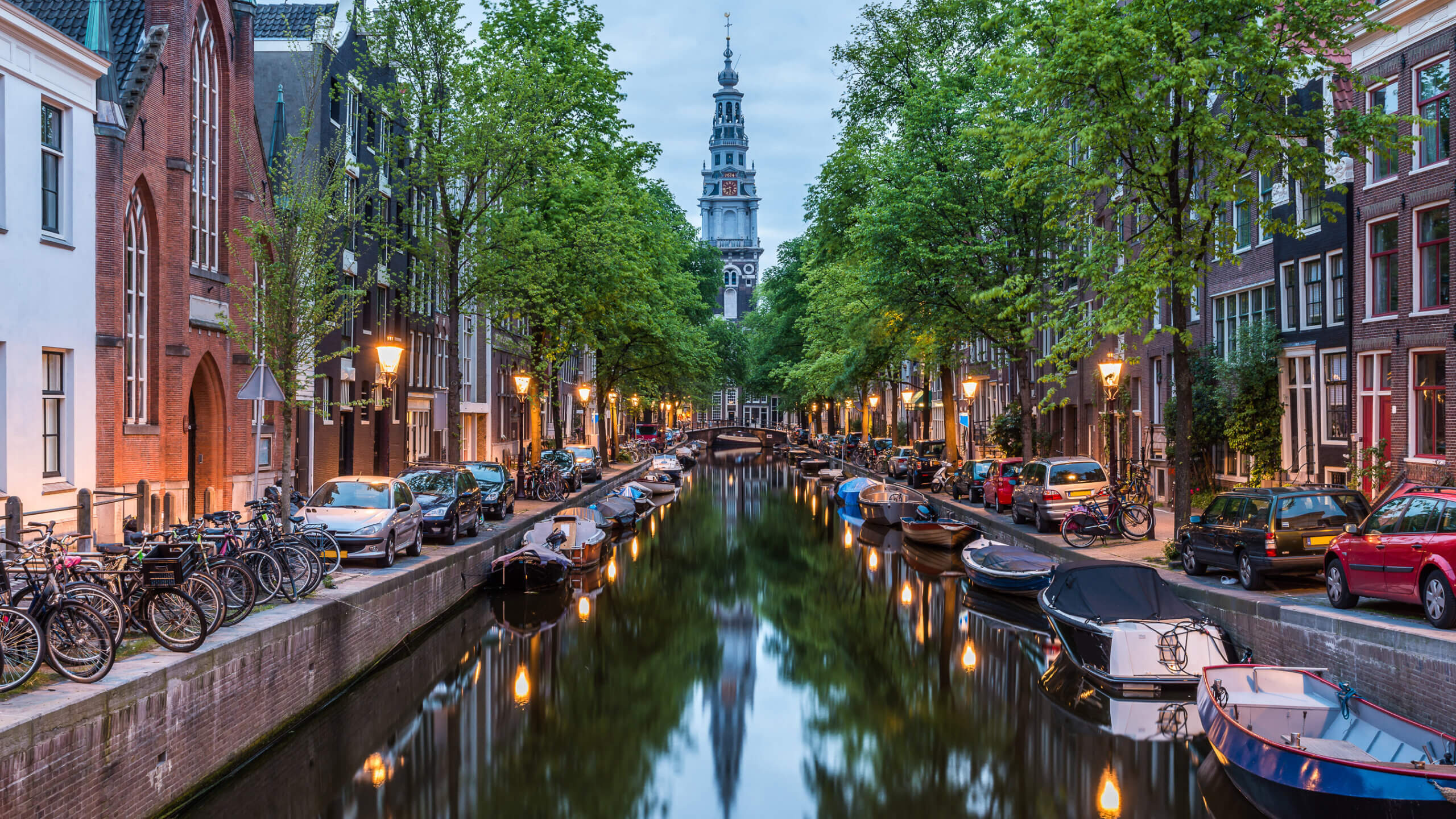 Wanderlust-Inducing Pictures of Beautiful Amsterdam