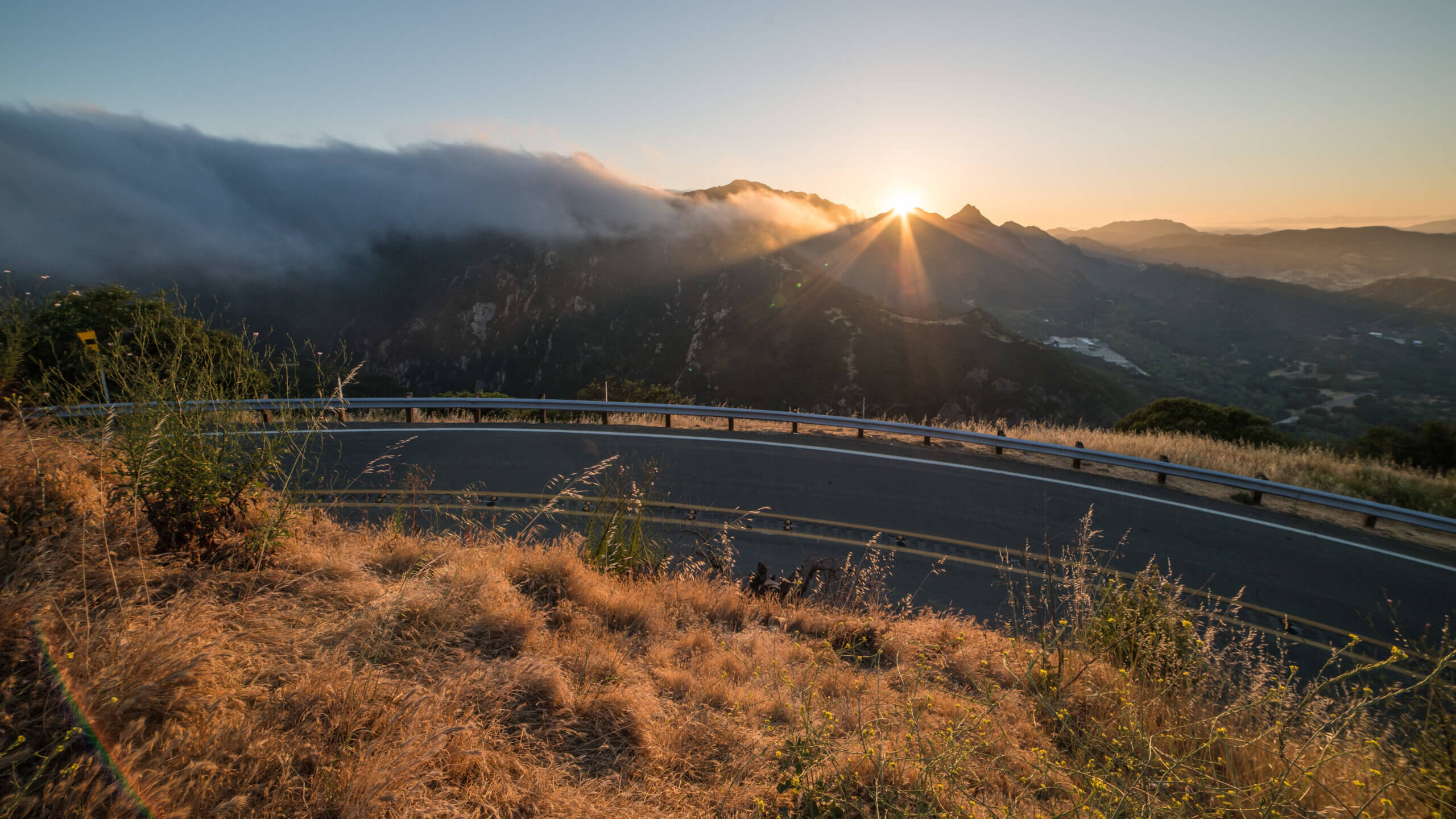 Breath-Taking Scenic Drives of Los Angeles
