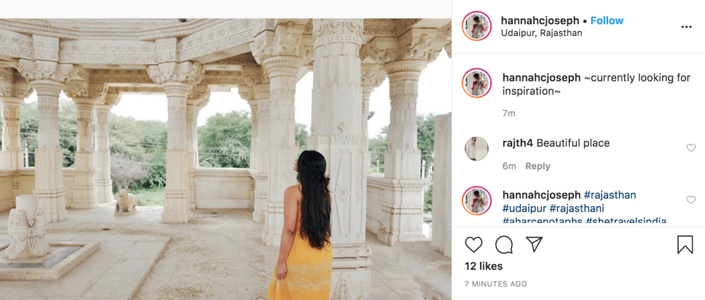 instagram Udaipur Rajasthan India guide palace lakes