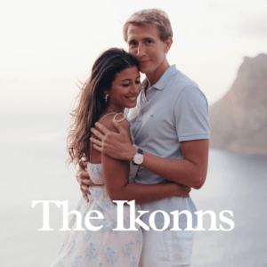 the ikonns podcasts for quarantine wellness couple alex mimi ikonn happiness