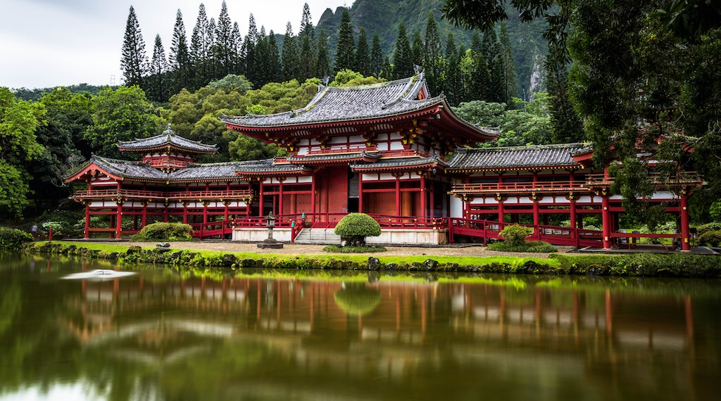 beneficial chinese teas china building cultural bogota on water lake beautiful landscape