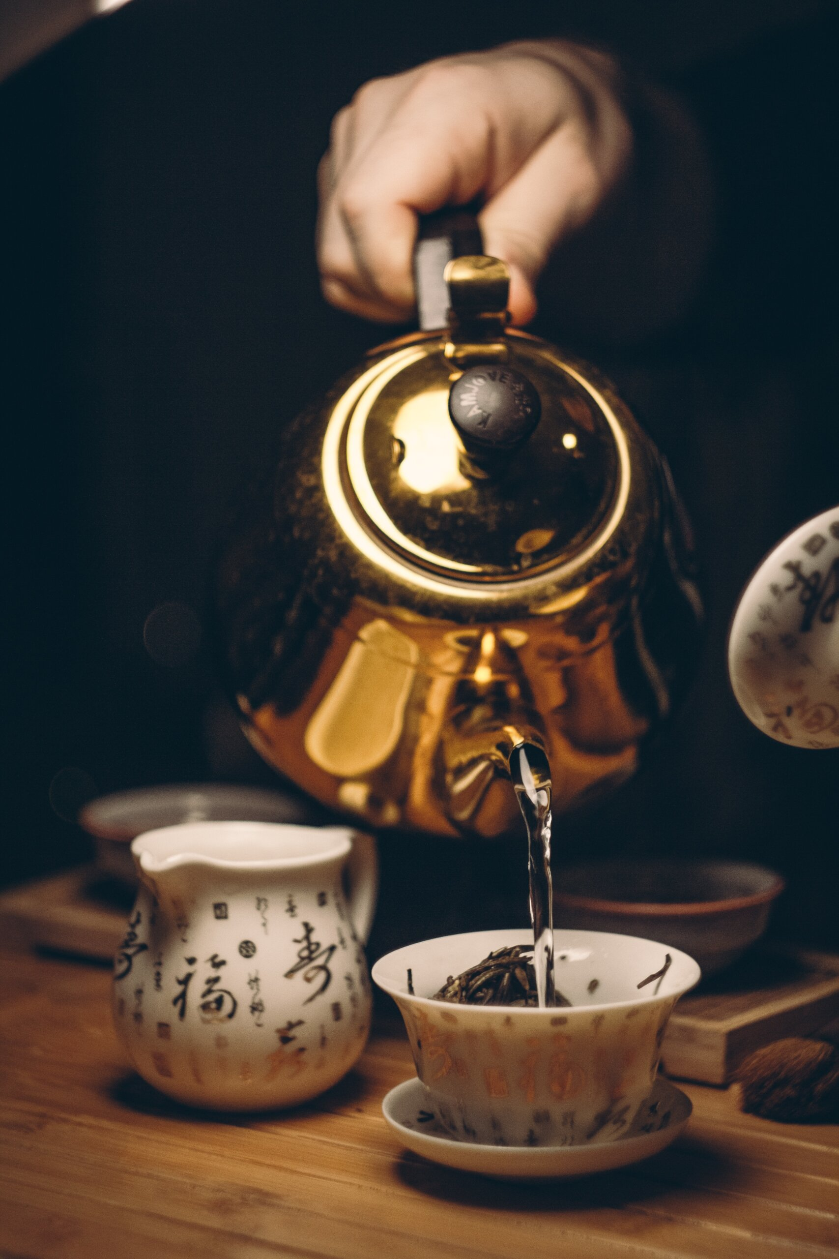 Top Beneficial Chinese Teas