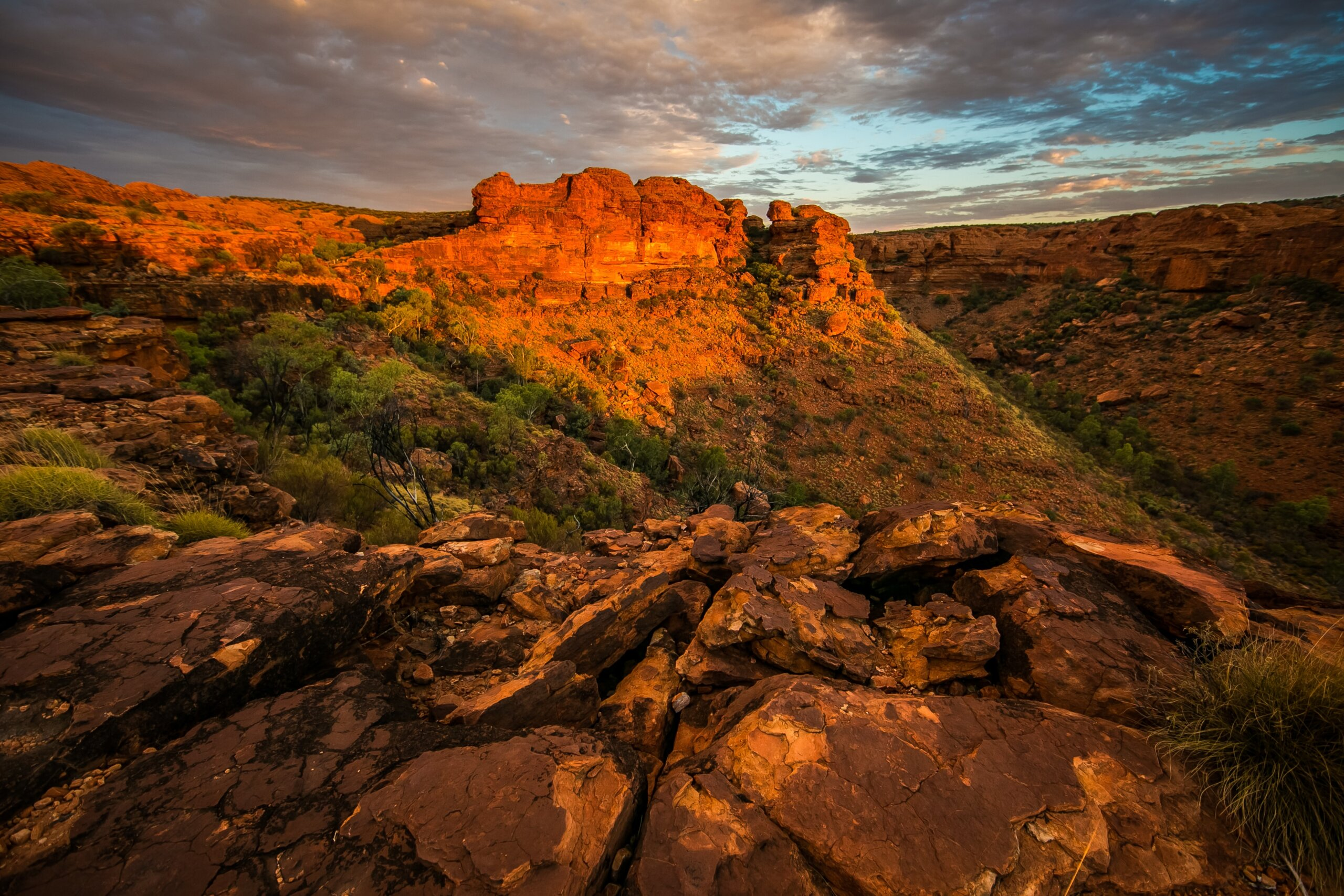 Kings Canyon Petermann Australia australian outback red rock desert landscape nature explore travel