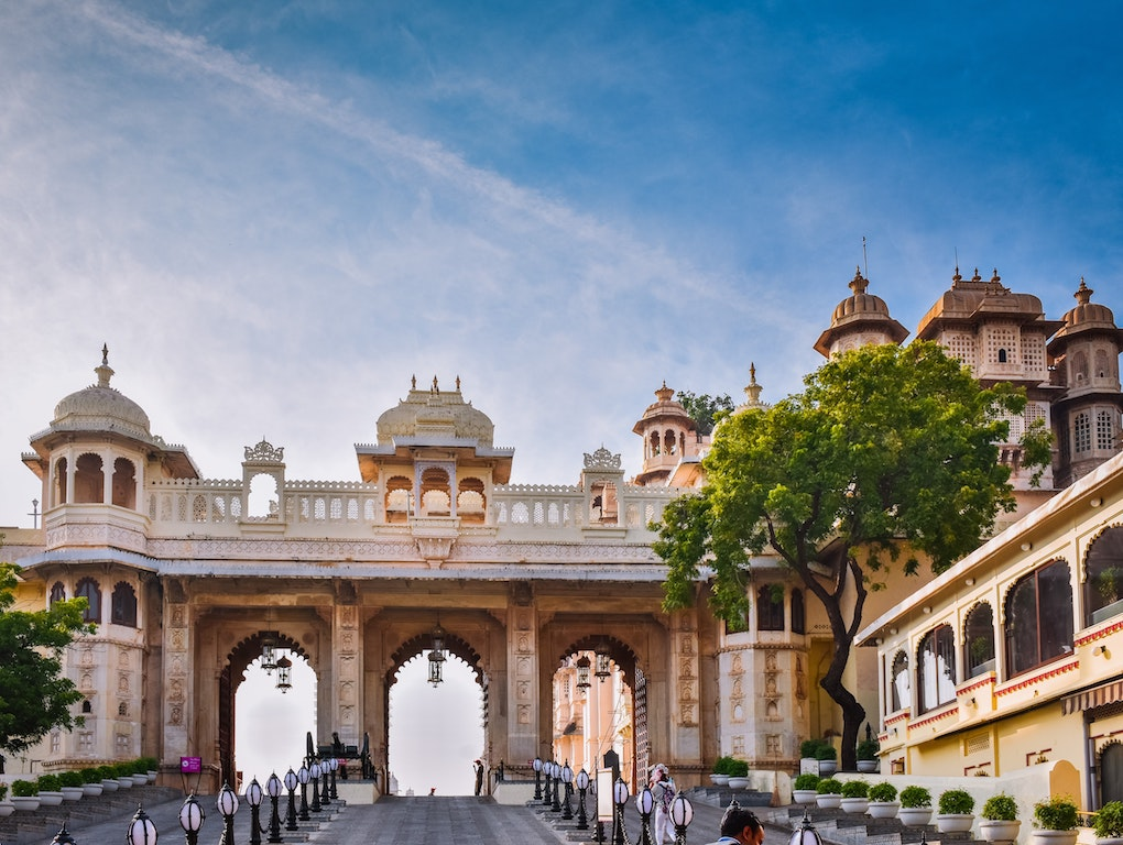 India For Women Udaipur India historic city travel wanderlust ancient building