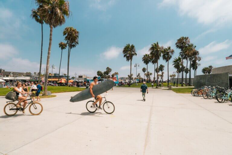 Attractive Places of Los Angeles for Tourists