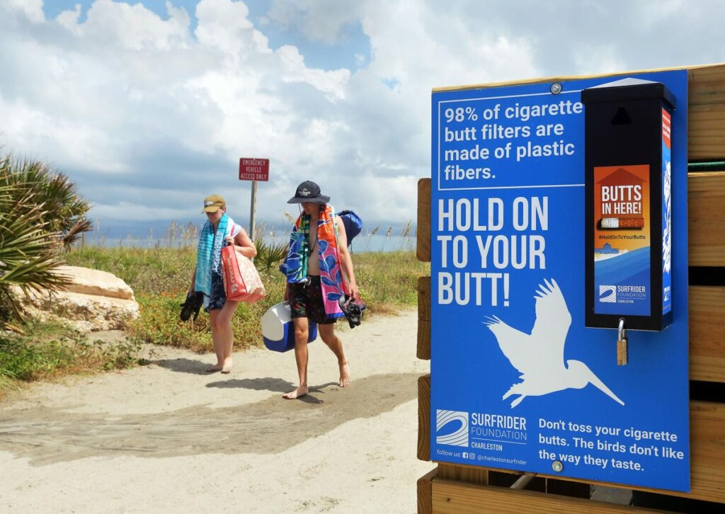 the surfrider foundation hold on to your butts
